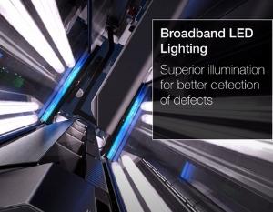 color sorter LED lighting