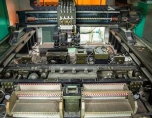 Circuit board processing