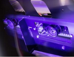 mini color sorter CCD camera