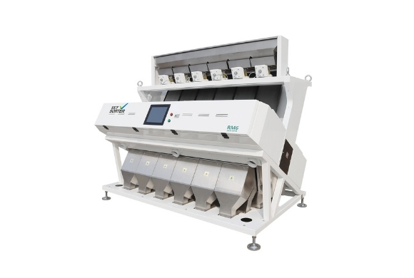 rice color sorter RM 6
